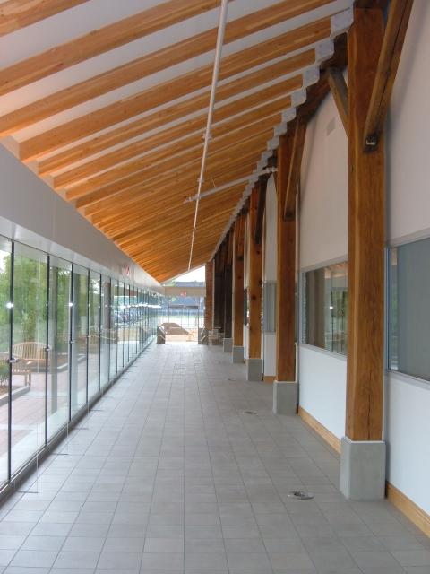 Landmark Depot Walkway