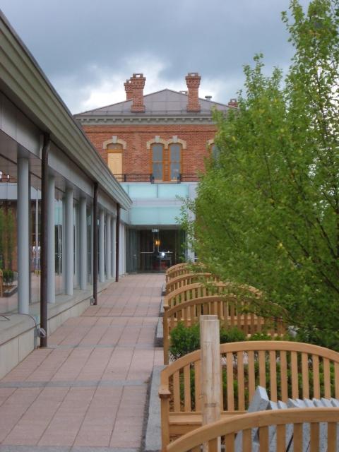 Landmark Depot Historic Renovation