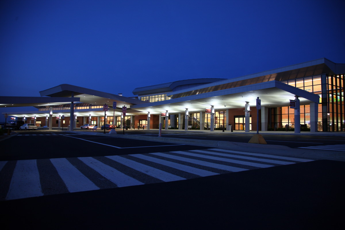 Kalamazoo/Battle Creek International Airport New Terminal