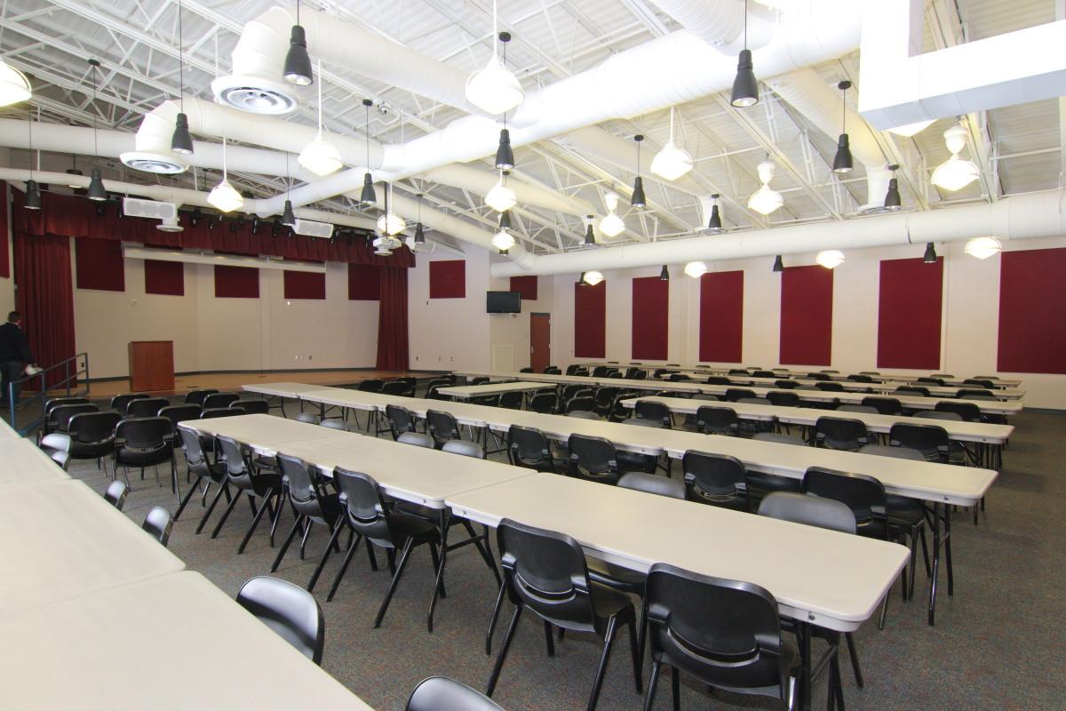 Kalamazoo County Juvenile Detention & Education Facility