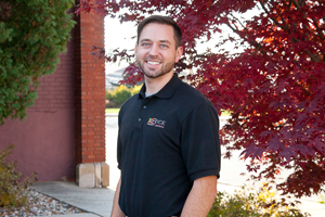 Matt Fraser, EIT : Mechanical Engineer