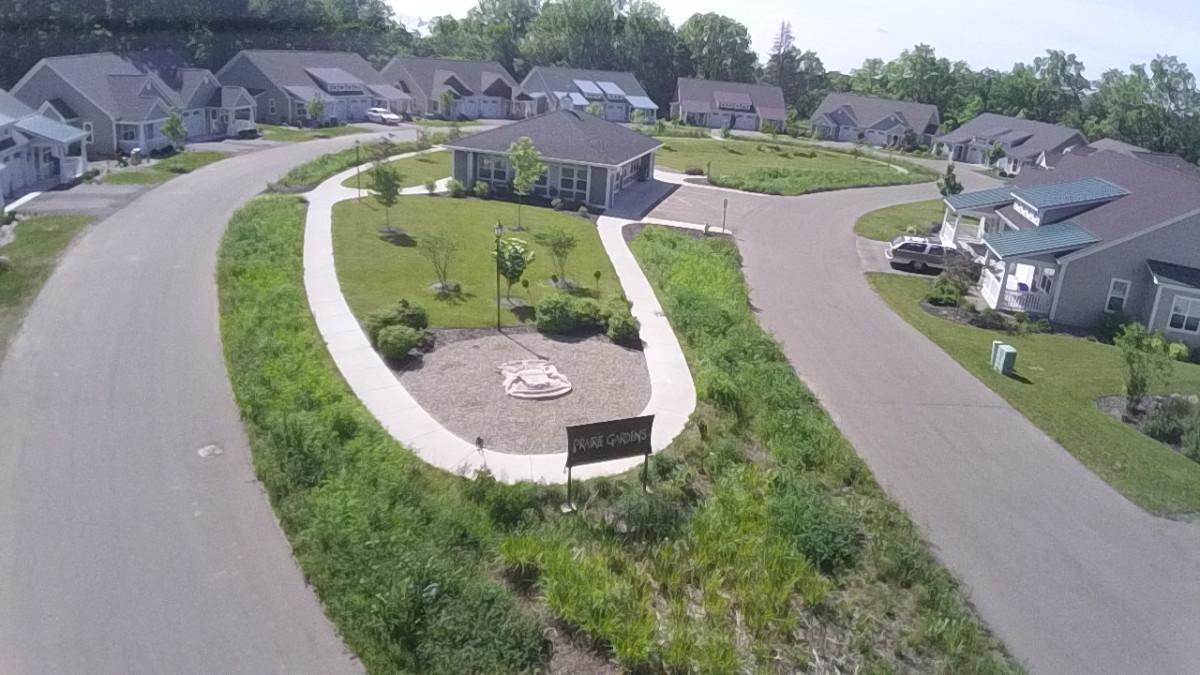 Prairie Gardens Senior Housing Development
