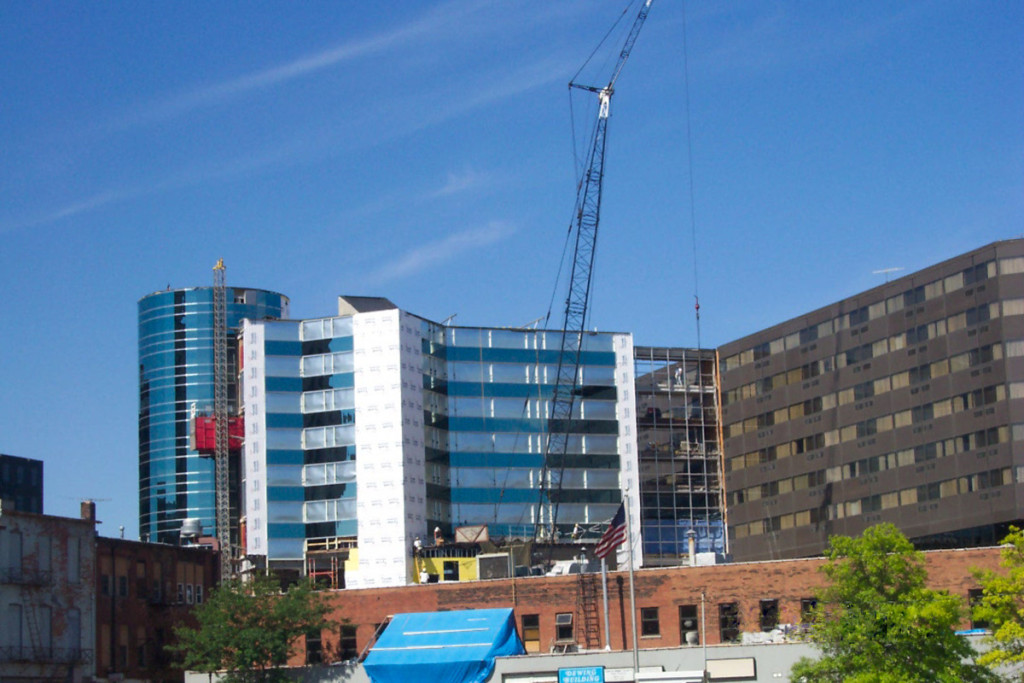 Radisson Plaza Hotel Downtown Renovation And Expansion