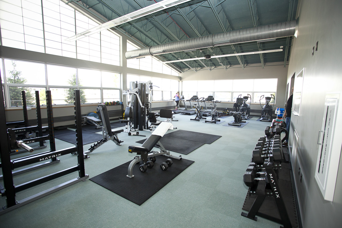Employee Support Services Gym