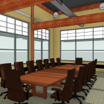 Employee Services - Conference Room - w Lines