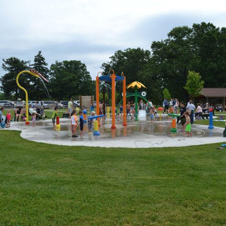 River Oaks County Park - Various Improvements