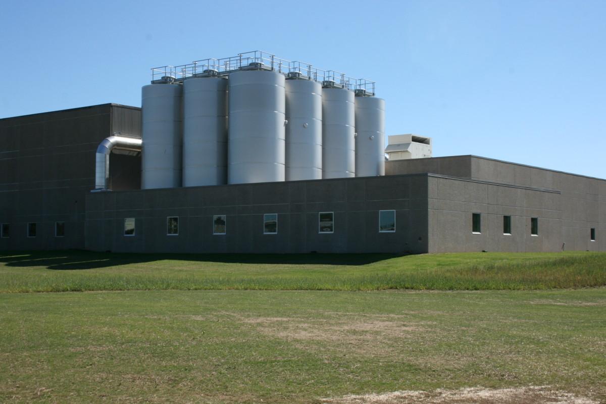 800 Barrel Fermentation Expansion