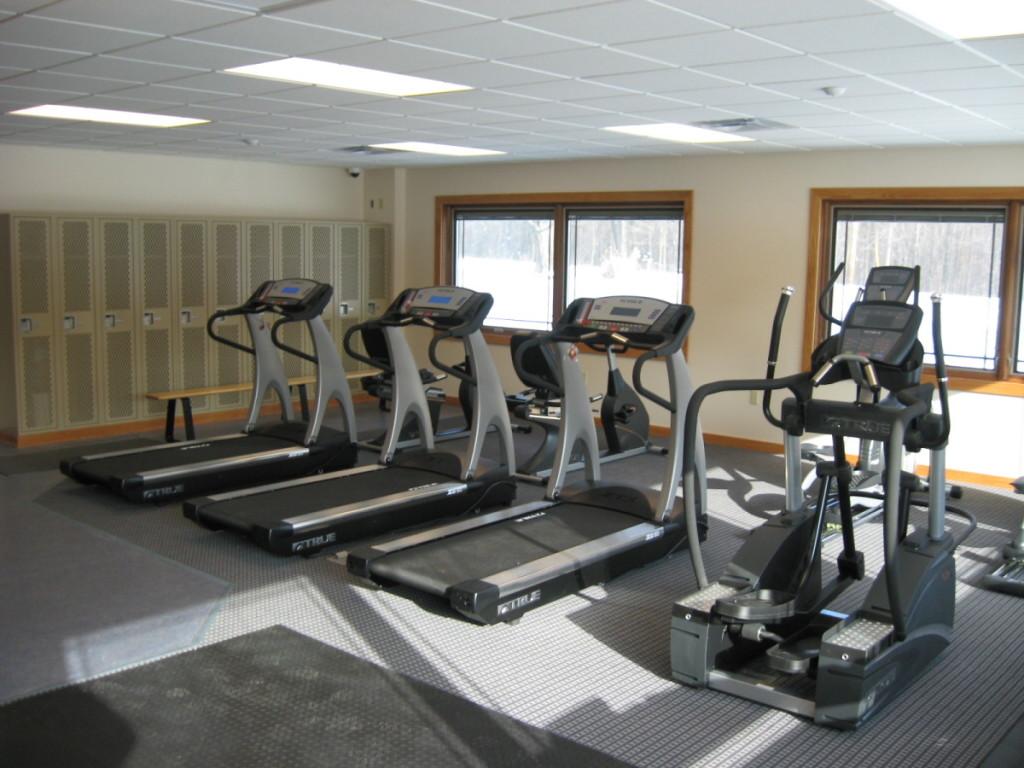 Pine Creek Health Ctr Exercise Room