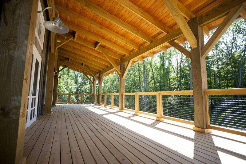 Kalamazoo Nature Center New Day Camp Facilities