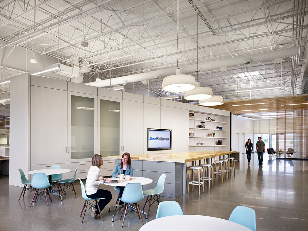 Newell Rubbermaid New Design Center