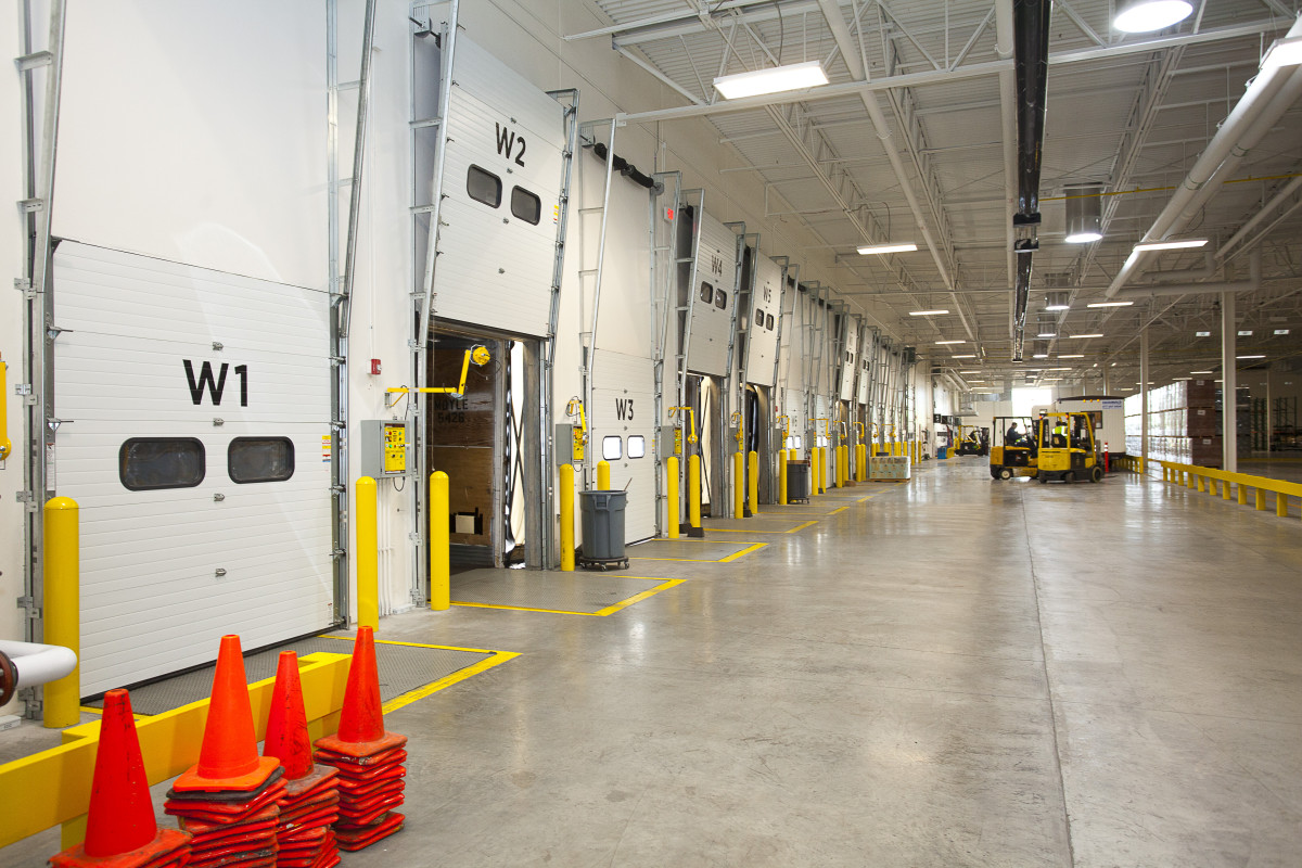 Bell's Brewery. Inc. - Logistics Center/Packaging