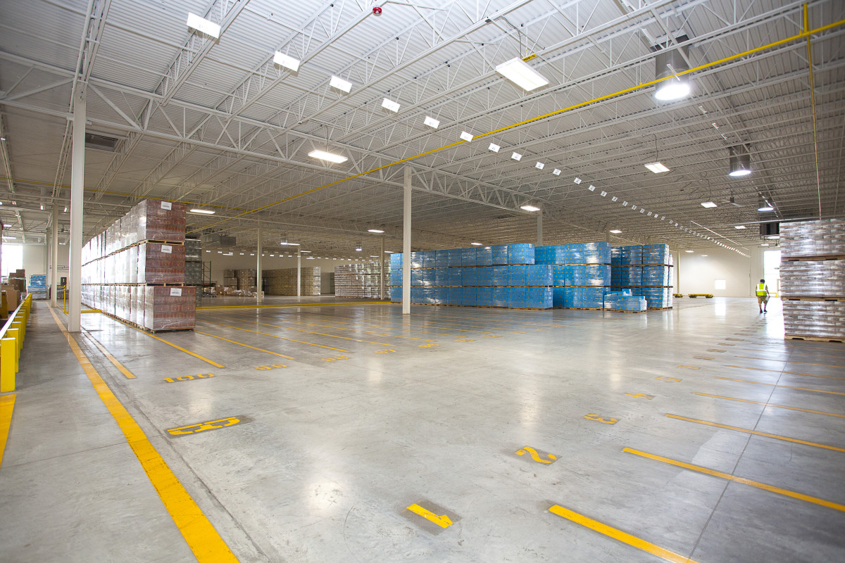 Bell's Brewery, Inc. 2015 Expansion - Logistics Warehouse