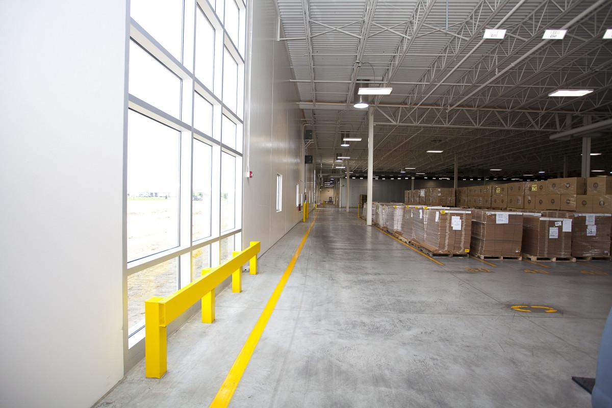 Bell's Brewery. Inc. - Logistics Center/Packaging
