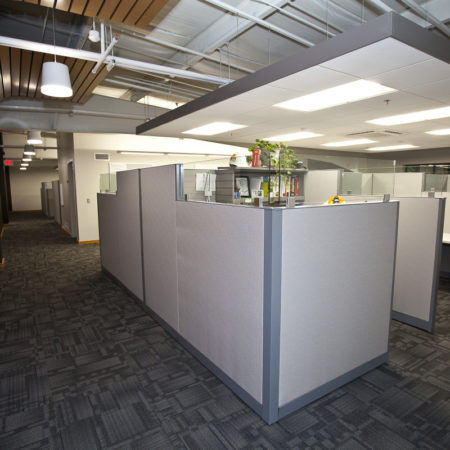 PRAB, Inc. Office Expansion & Renovation