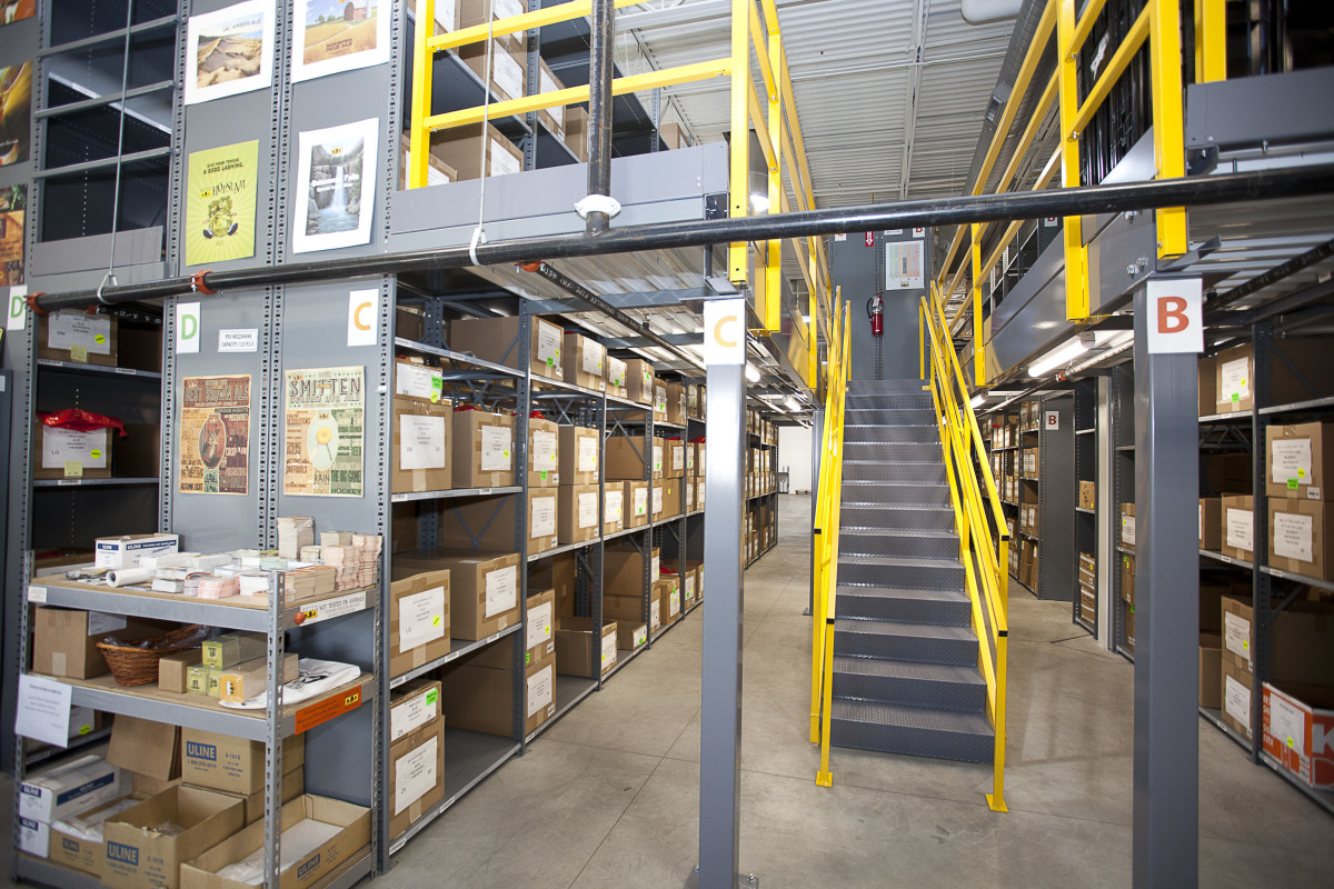 Bell's Brewery, Inc. - Point of Sale Warehouse