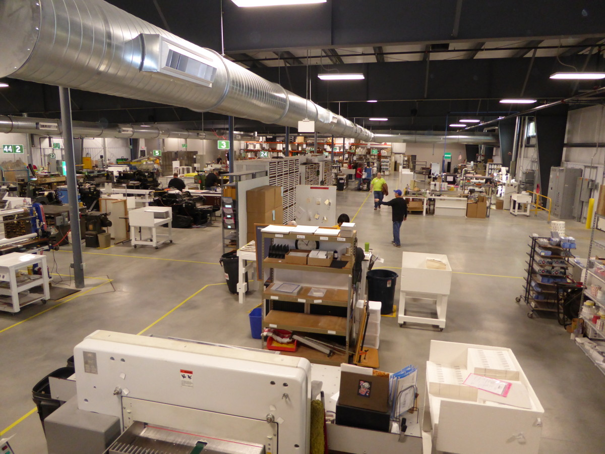 Impact Label Printing & Production Office