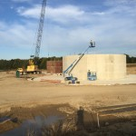 Clemens Waste Water Treatment Plant