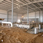 Wastewater Treatment Plant Building