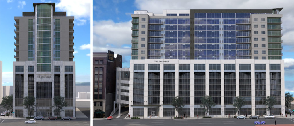 Front & West Elevations
