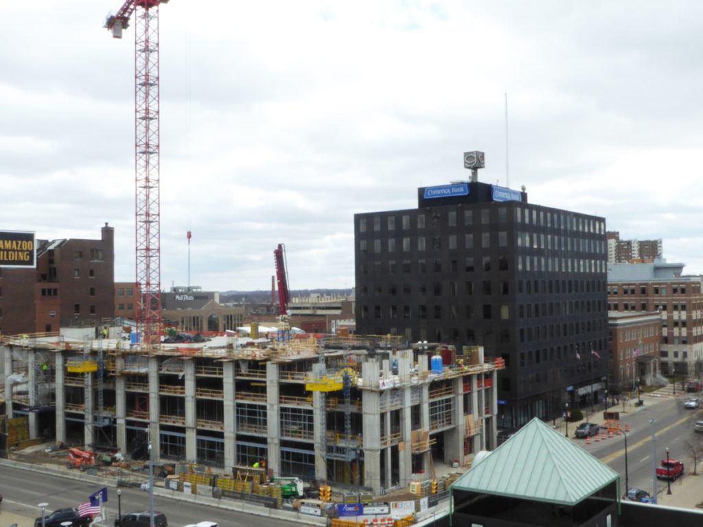 The Exchange Building - Mixed-Use Development in Downtown Kalamazoo, MI - Byce & Associates, Inc.