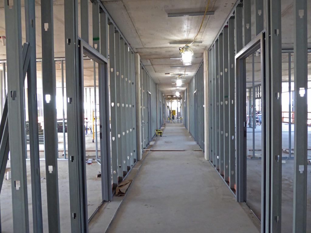 The Exchange Hallway
