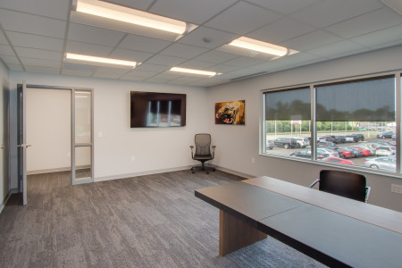 Cole Nissan Office
