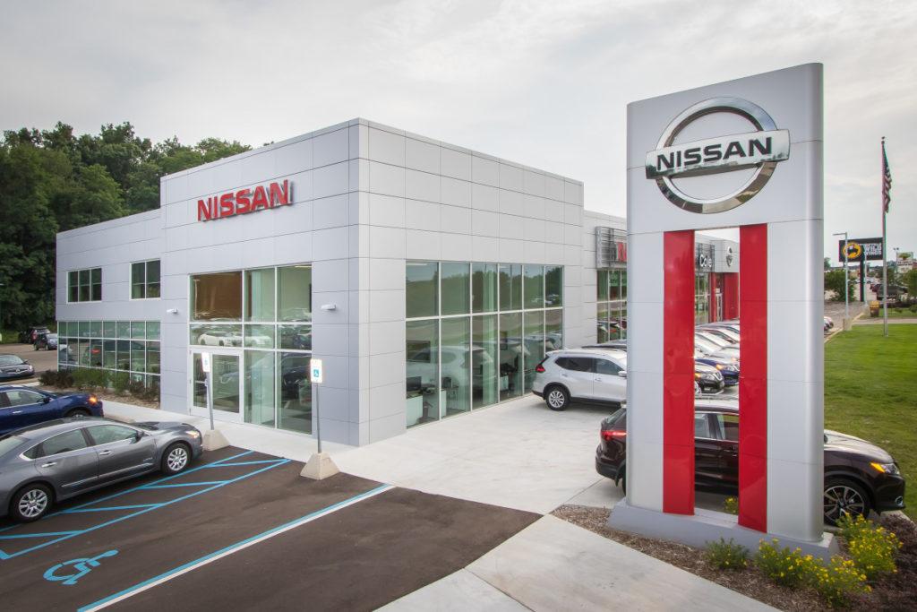 Cole Nissan Exterior