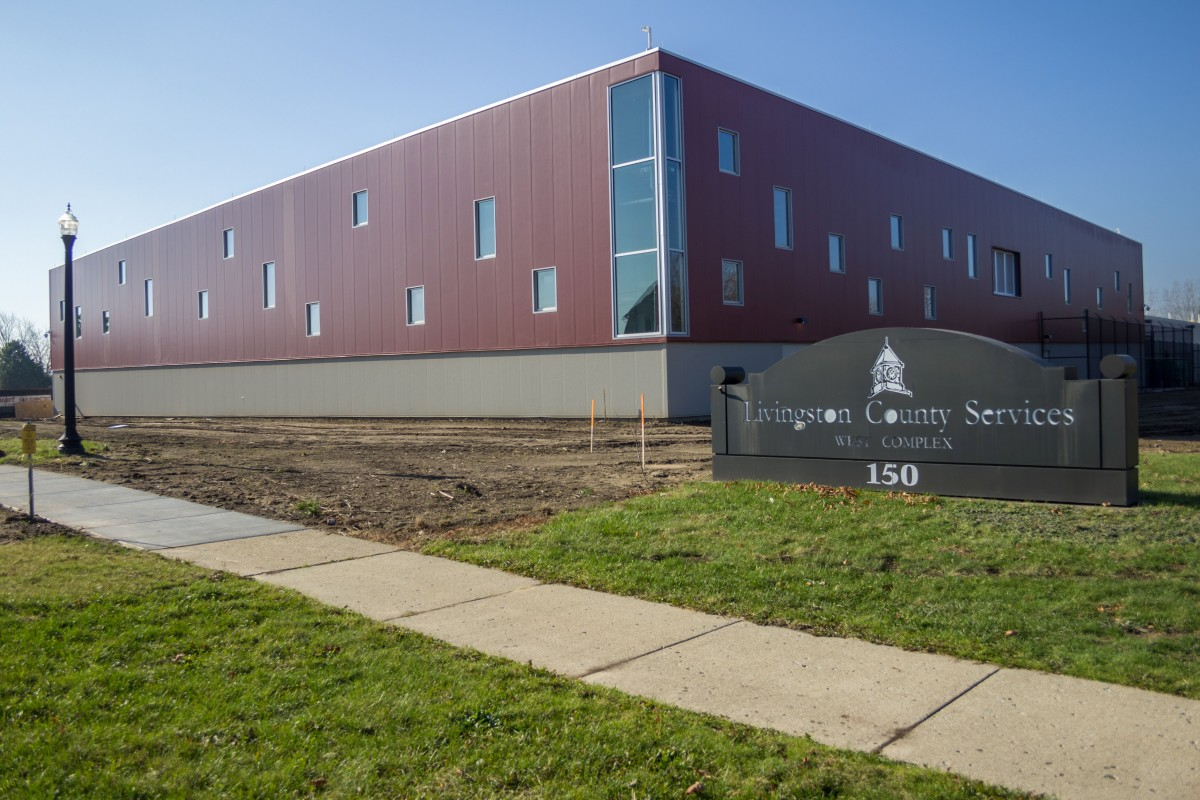 Livingston County Jail Renovation & Expansion