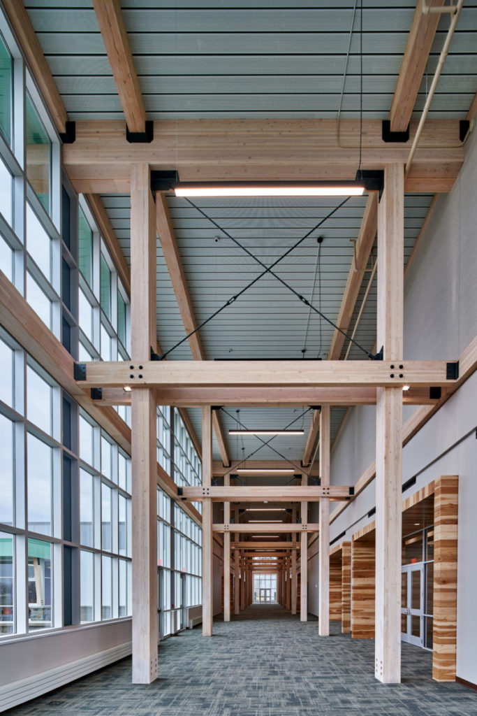 MRCC Hallway