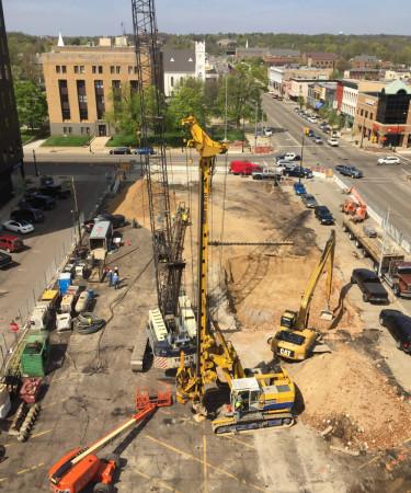 Exchange Construction