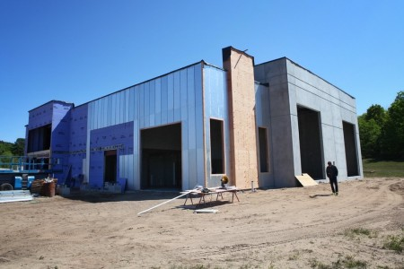 Stormcloud Brewing Company Production Facility Construction