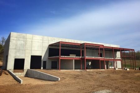 Stormcloud Construction Progress