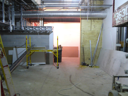 WMU Locker Room Renovations
