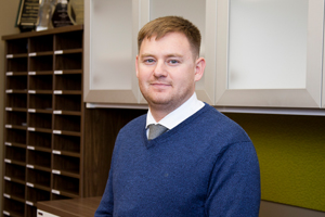 Trevor Richardson, EIT : Mechanical Engineer