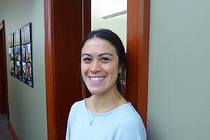 Janie Shipman : Administrative Intern