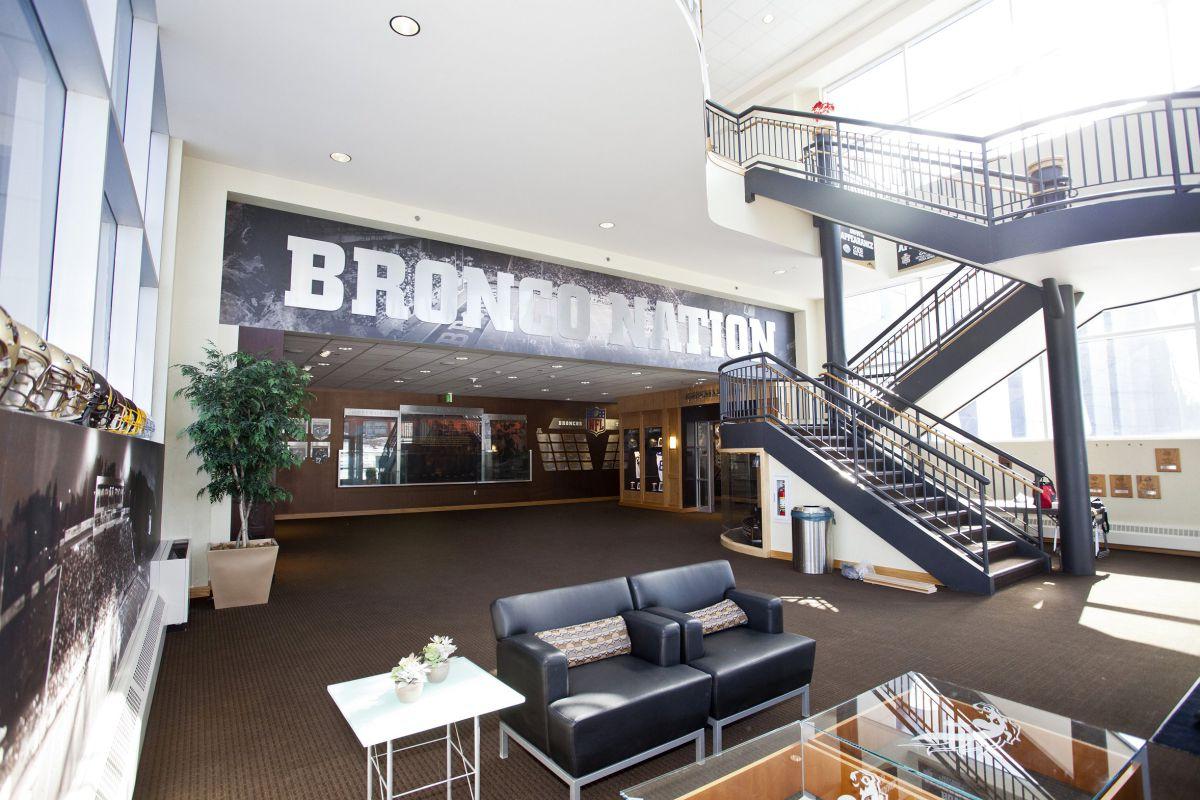 WMU Bill Brown Lobby