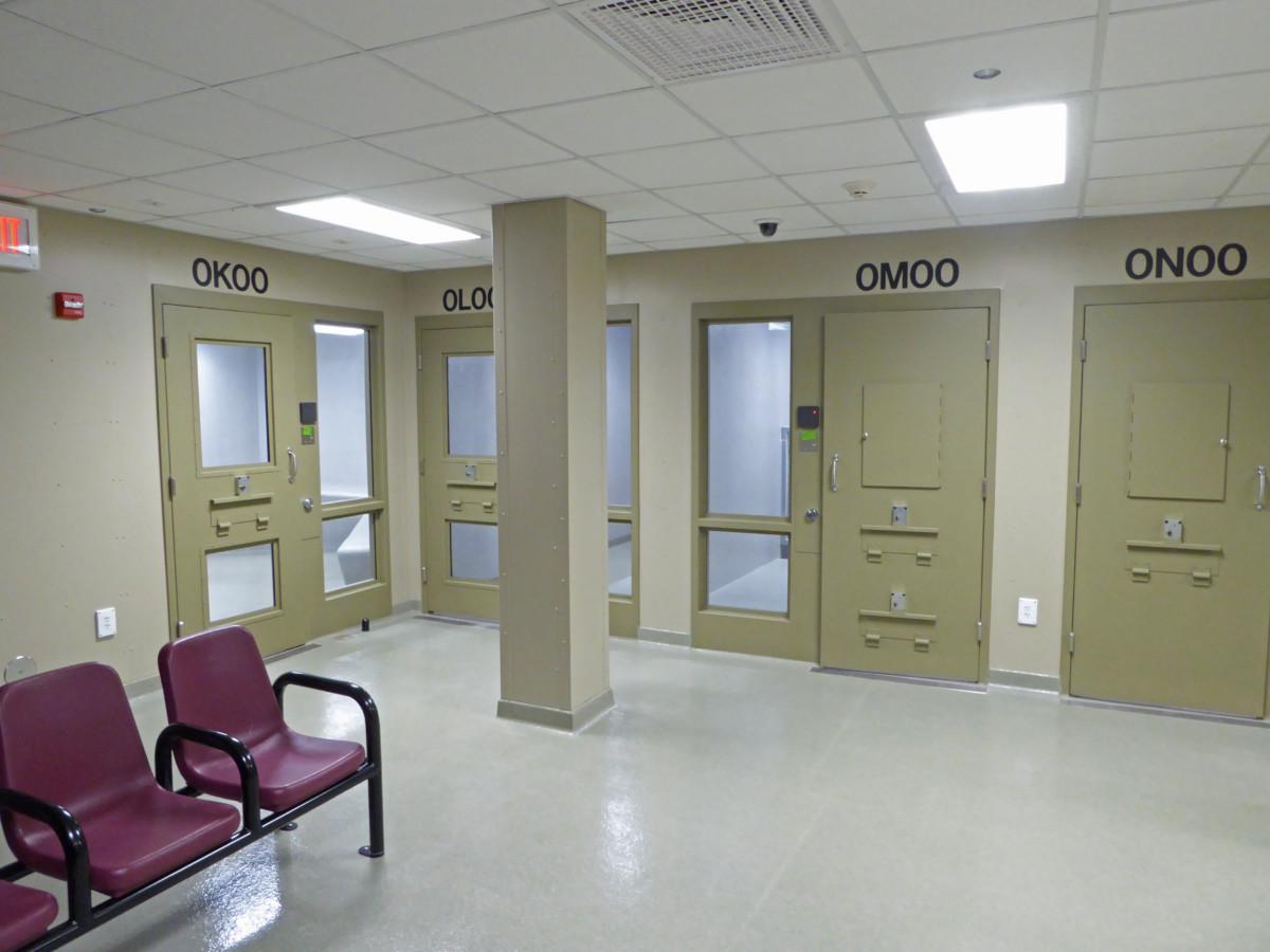 Berrien County Jail