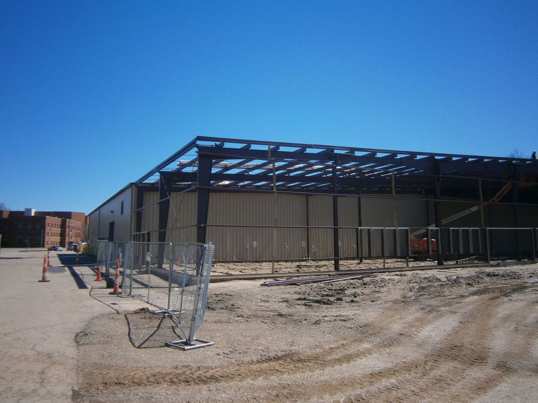 WMU Campus Services Building