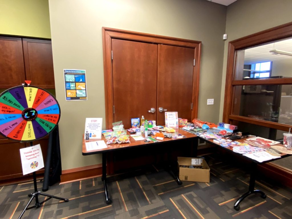 Byce Employee Monthly Events