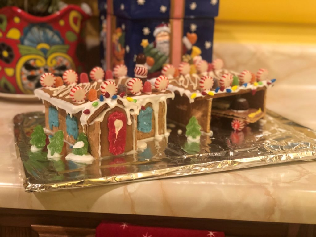 2020 Byce Holiday Cheer Gingerbread Houses
